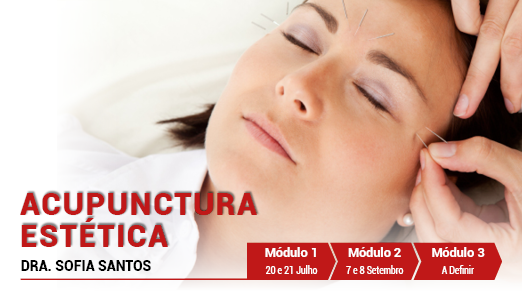 Acupuntura Estética | 2ª Data 2019