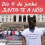 PROFISSIONAIS DAS TNC EM MANIFESTAÇÃO DIA 4 DE JUNHO