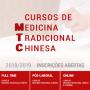 Cursos de Medicina Tradicional Chinesa 2018/2019 – Inscrições Abertas!